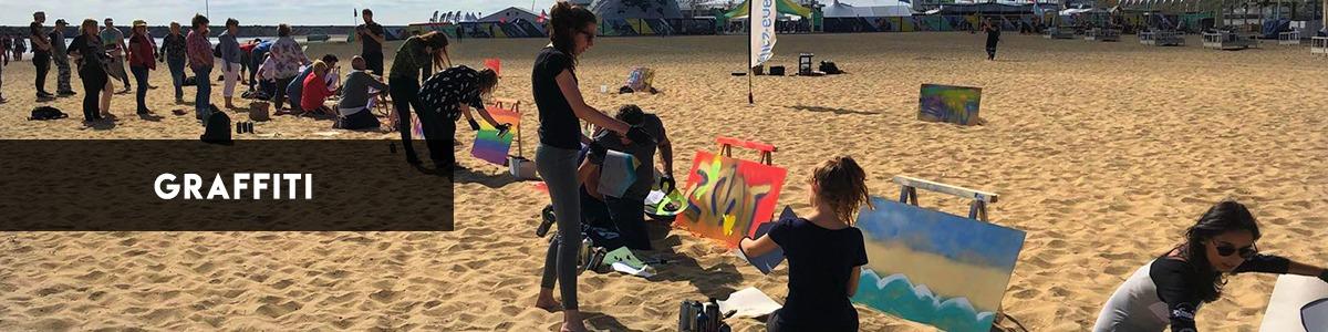 strand activiteiten